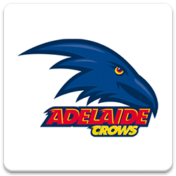 Adelaide Crows Spinning Logo