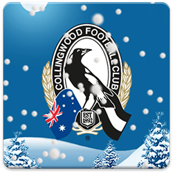 Collingwood Snow Globe