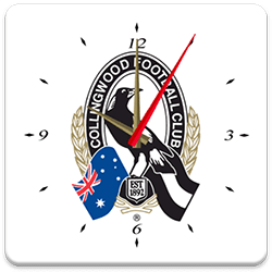 Collingwood Analog Clock