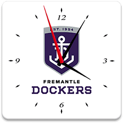 Freemantle Analog Clock