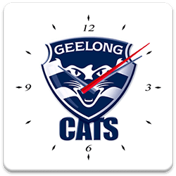 Geelong Analog Clock