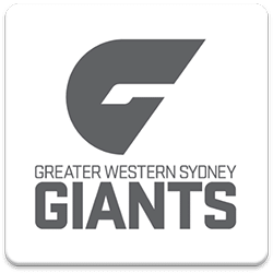 GWS Giants Spinning Logo