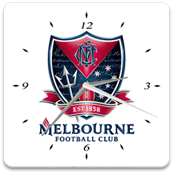 Melbourne FC Analog Clock