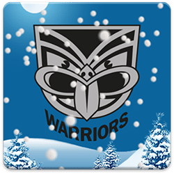 New Zealand Warriors Snow Globe