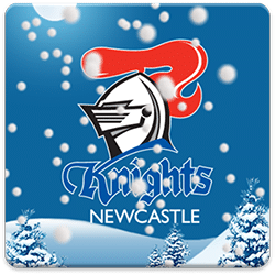 Newcastle Knights Snow Globe
