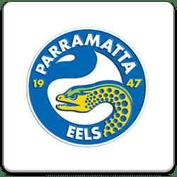 Parramatta Eels Spinning Logo