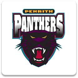 Penrith Panthers Spinning Logo