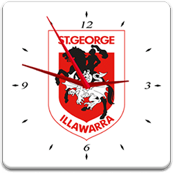 St George Analog Clock