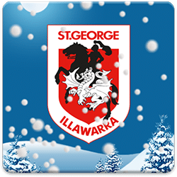 St George Snow Globe