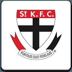 St Kilda Spinning Logo