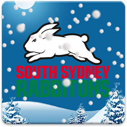 South Sydney Rabbitohs Snow Globe