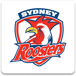 Sydney Roosters Spinning Logo
